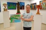 Trzecioklasiści w zdrojowych galeriach sztuki