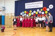Zespół Szkół Publicznych w Posadzie Górnej gospodarzem obchodów Dnia Edukacji Narodowej w gminie Rymanów
