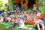 Wycieczka przedszkolaków i klasy 3