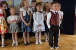 Pożegnanie przedszkolaków