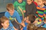 Lekcja przyrody w klasach 1
