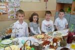 Wielkanocne spotkanie w klasie 1a
