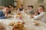 Wielkanocne spotkanie w klasie 2b