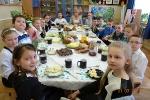 Wielkanocne spotkanie w klasie 3a