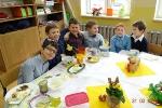 Wielkanocne spotkanie w klasie 3b