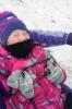 Zabawy na śniegu klasy 3a