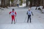 Biegi narciarskie w Ustianowej Górnej