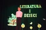 """Gminne eliminacje Podkarpackiego Konkursu Recytatorskiego """"Literatura i dzieci"""