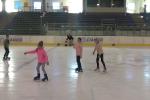 Oddziały sportowe na lodowisku w Sanoku
