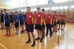 Powiatowe Igrzyska Młodzieży Szkolnej w piłce ręcznej chłopców
