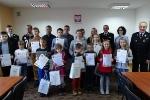 """Powiatowy Konkurs Plastyczny """"Zapobiegamy pożarom"""""""
