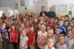 Spotkanie z policjantami dla klas 0-3