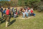 Lekcja geografii i biologii w Magurskim Parku Narodowym