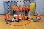 Rejonowe Igrzyska Młodzieży Szkolnej w piłce ręcznej dziewcząt