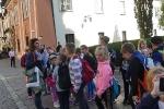 Wycieczka klas trzecich do Krakowa