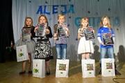 """Nagrody w Konkursie Piosenki """"Aleją Gwiazd"""""""